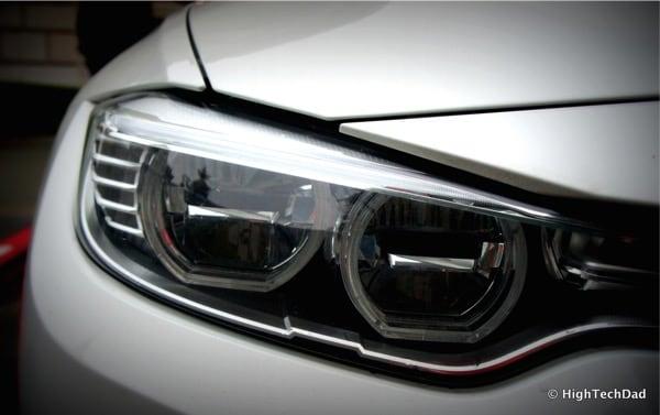 2015 BMW M3 - Headlights