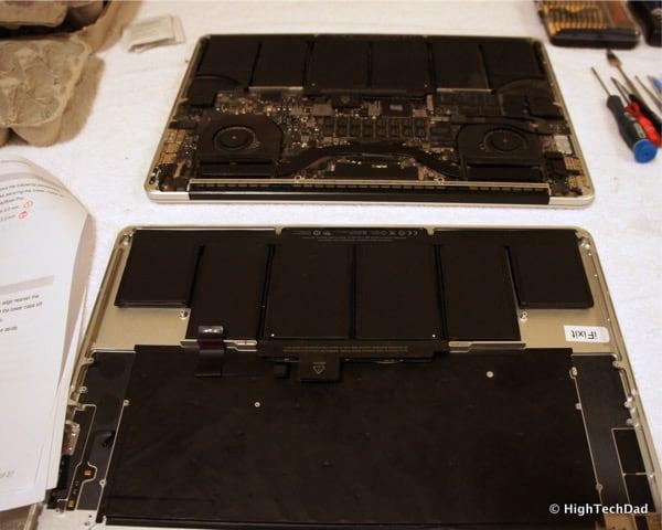 Replace a MacBook Pro Keyboard - Upper Assemblies