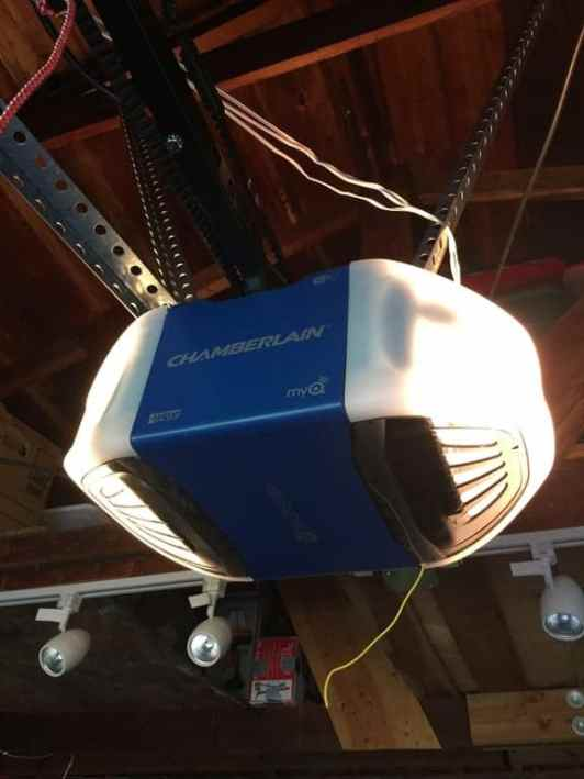 Connecting Your Garage Door To The Internet With Chamberlain