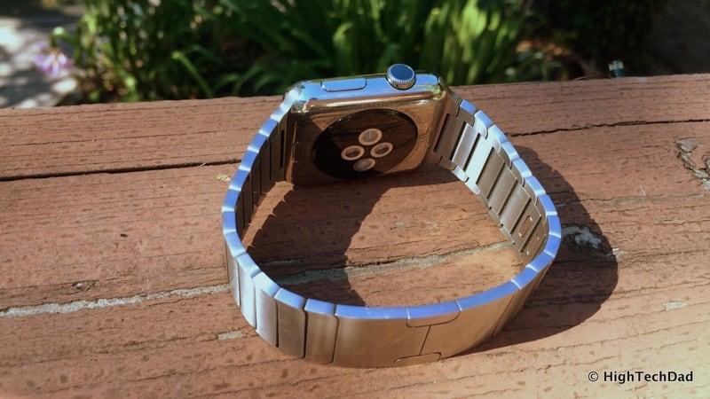 Apple Watch Tips - Apple Watch back