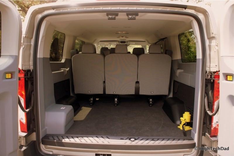 2015 Ford Transit Wagon XLT - Rear Exit