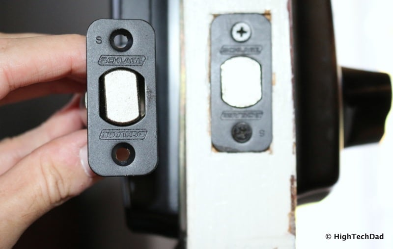 Review Schlage Sense Secures Your Door Without Keys