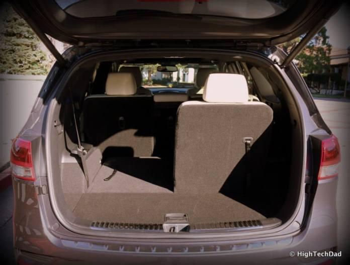 HTD 2016 Kia Sorento - rear hatch