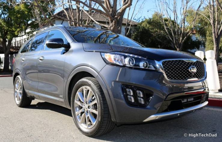 25 Things My Family Liked About the 2016 Kia Sorento