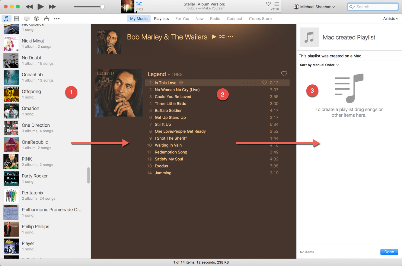 How to Set Up & Sync your iTunes Playlist using iCloud Music