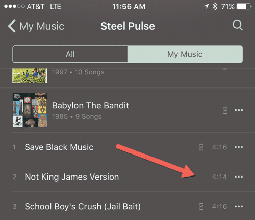 HTD Set Up & Sync iTunes Playlist - music not on phone