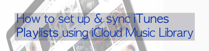 HTD Set Up & Sync iTunes Playlist - how to set up and sync iTunes Playlists