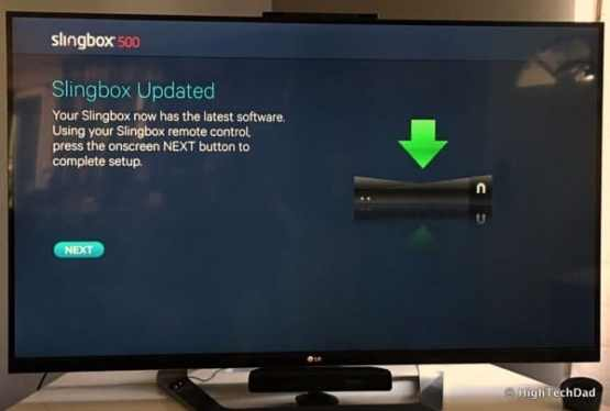 Slingbox Support
