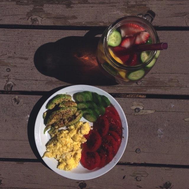 HTD Kid Cooking Tips - healthy brunch by TippyToeGirl