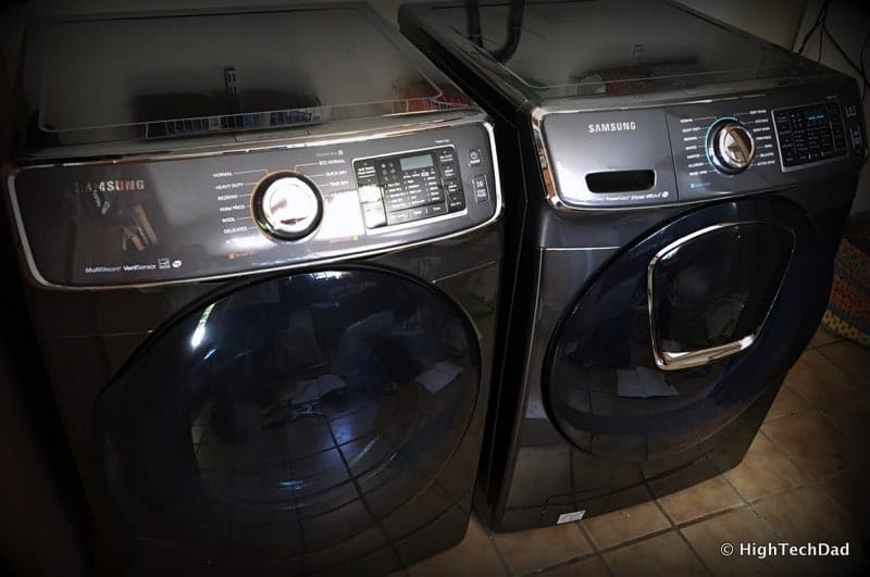 2016 Samsung Clothes Washer (Model WF50K7500AV) Review - washer & dryer