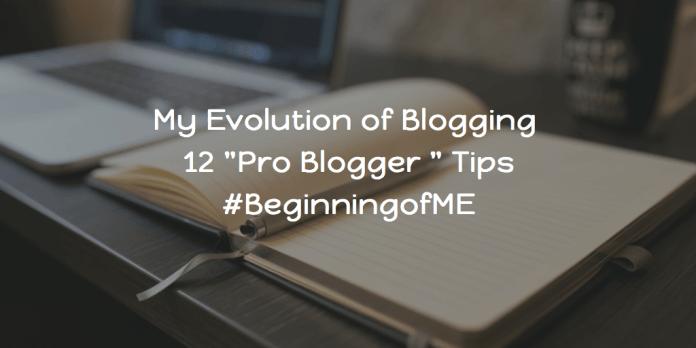 HighTechDad - How I started - #BeginningofME