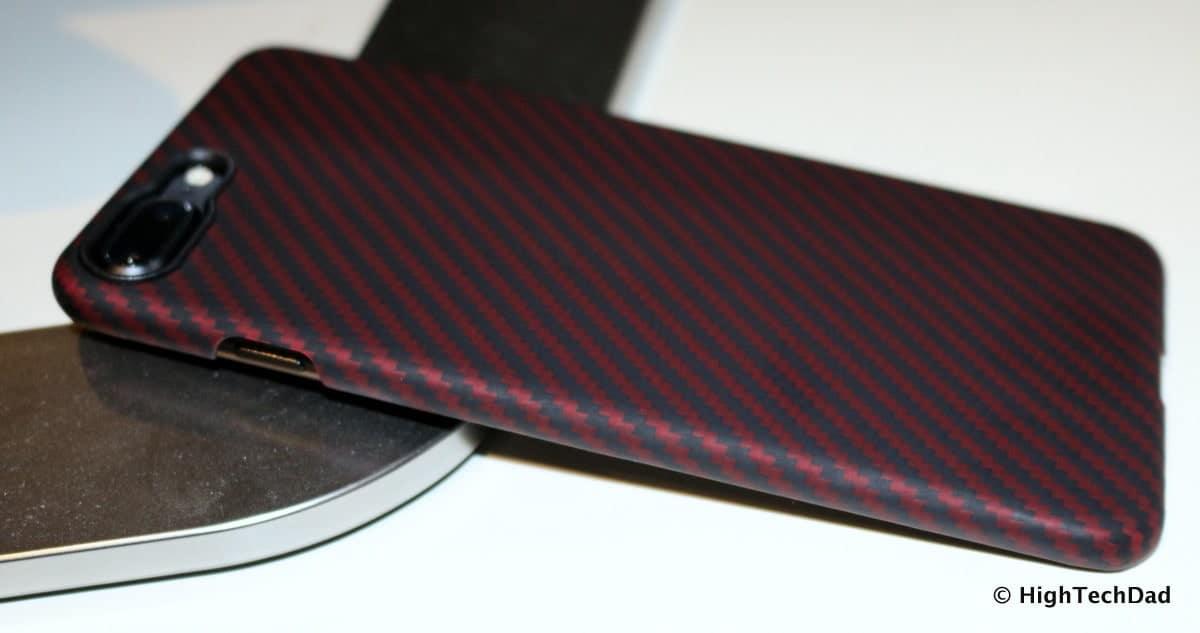 hot sale online 5b40b c0e3c Pitaka Aramid iPhone 7 Case - Lightweight, Strong & Better than ...