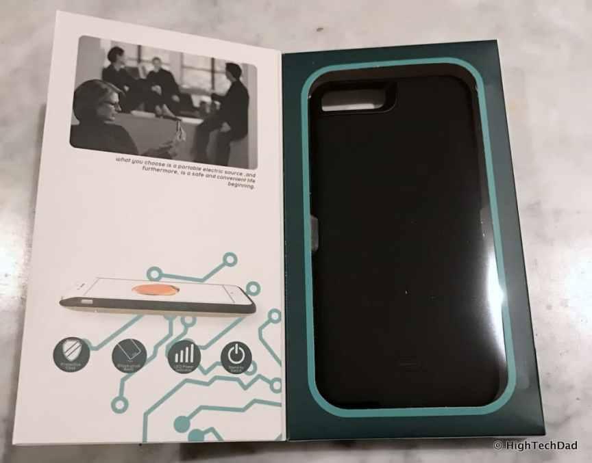 Leaf Phone Case - in box