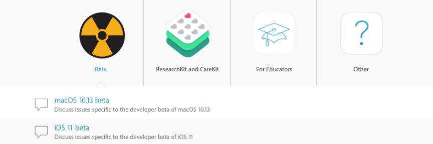 Apple beta iOS 11 & macOS 10.13 tips and tricks - beta download