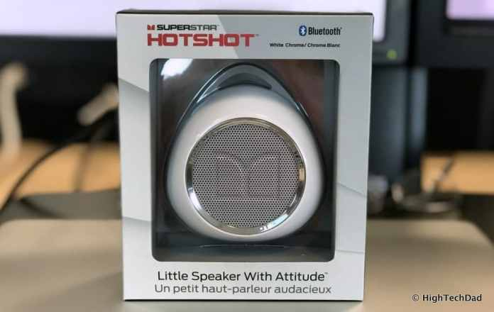 Monster SuperStar HotShot Bluetooth Speaker - boxed