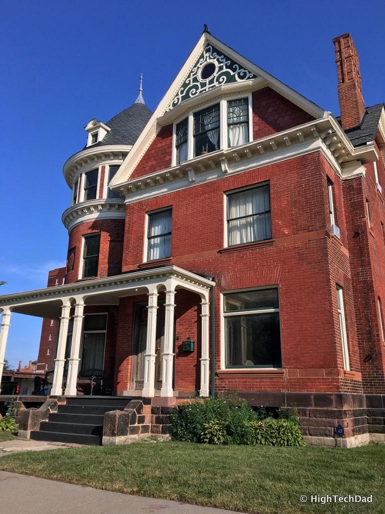 HTD 2018 Chevy Traverse - Adam's house