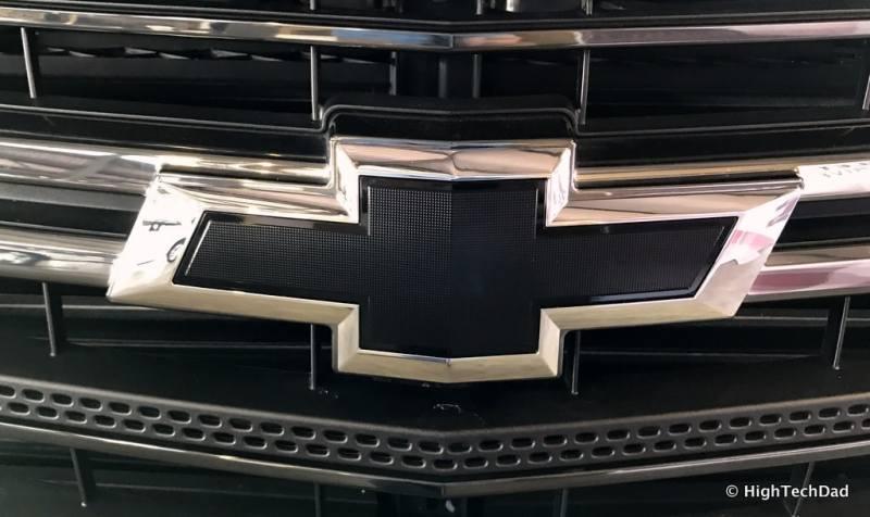 HTD 2018 Chevy Traverse - black Chevy emblem