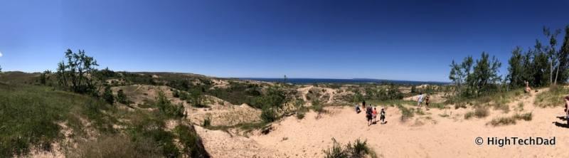 HTD 2018 Chevy Traverse - dune panorama