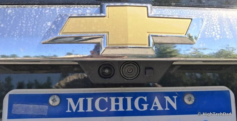 HTD 2018 Chevy Traverse - rear cameras