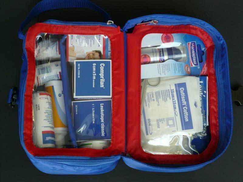 Car Winter Tips - emergency kit