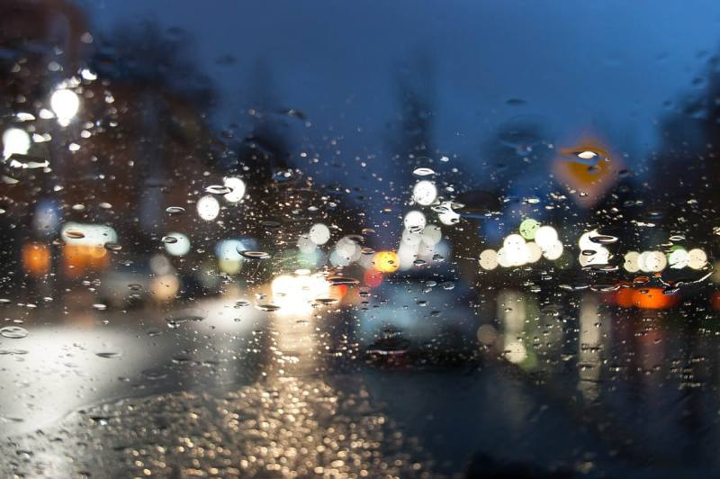 Car Winter Tips - rain driving