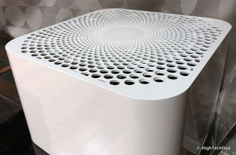 Blueair Blue Pure 211+ air purifier - top