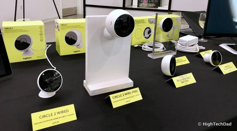 Logitech 2017 Holiday Tech Media Preview - Circle 2 booth