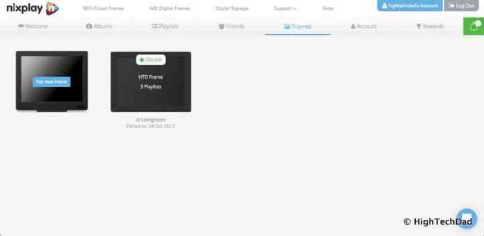 Nixplay Seed Digital Frame Review - frames