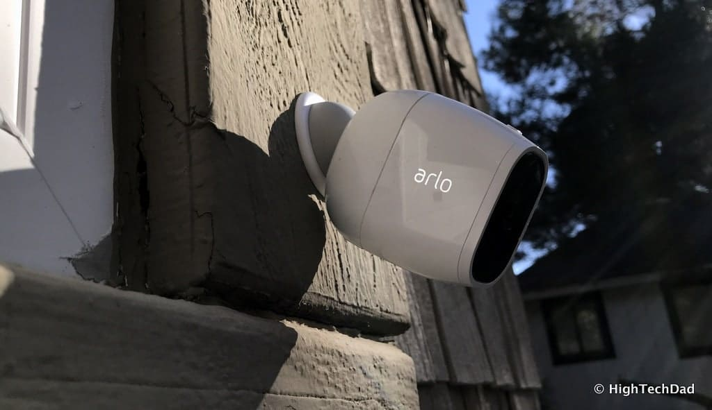 NETGEAR Arlo Pro 2 Review: An Easy to Set Up and Use, HD