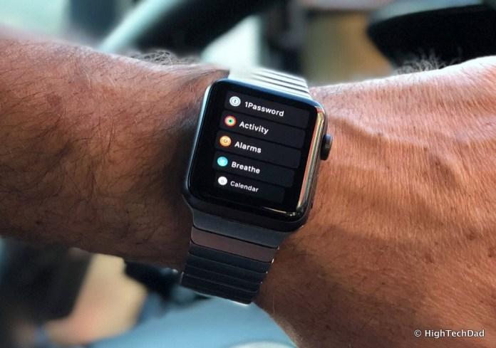 Apple Watch Tips & Tricks - on wrist