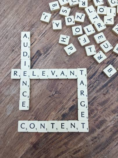 Content marketing - audience - long form content