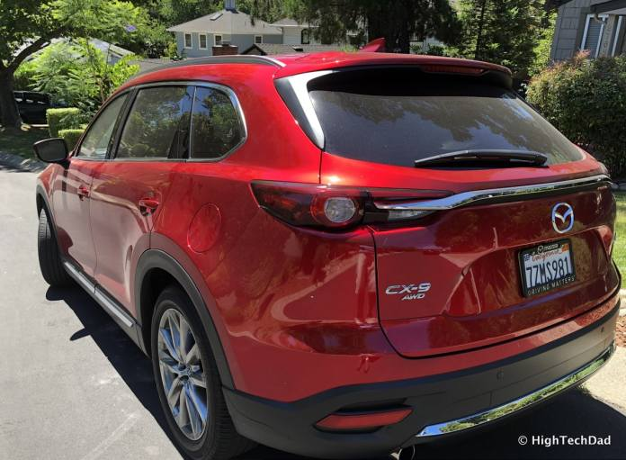 HTD 2018 Mazda CX-9 Review - side