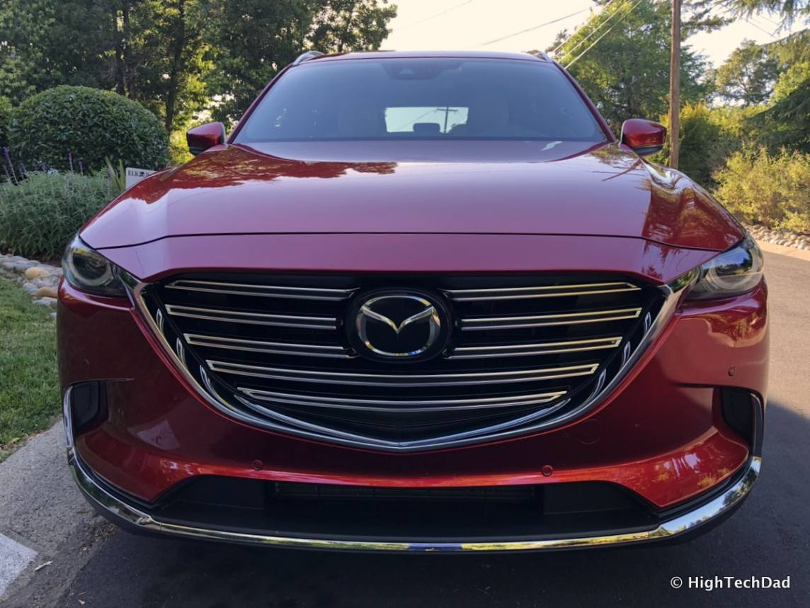 Staying Cool with 12 Hot Features of the 2018 Mazda CX-9