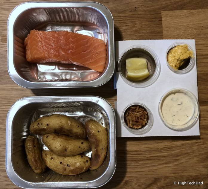 HTD Tovala Steam Oven & Meals Review - another meal