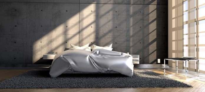 HighTechDad Sleep Tips & California Design Den Sheets - upgraded bed