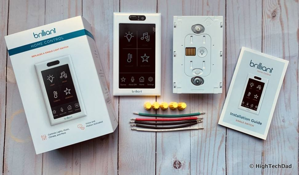 ef2c6f8b43f Forget the Smart Home Hub, Brilliant is a Smart Switch that Controls It  All, Brilliantly – Review [Updated]