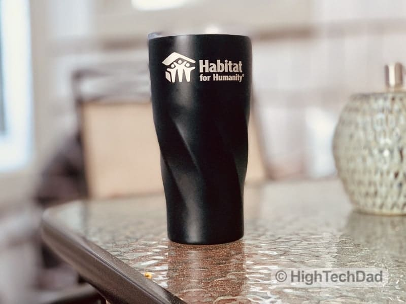 """HighTechDad Habitat for Humanity """"Home is the Key"""""""