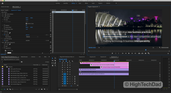 Adobe Creative Cloud - Premiere Pro for Agile Marketing