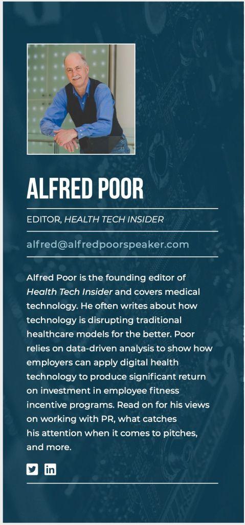 HighTechDad AlfredPoor - HighTechDad™