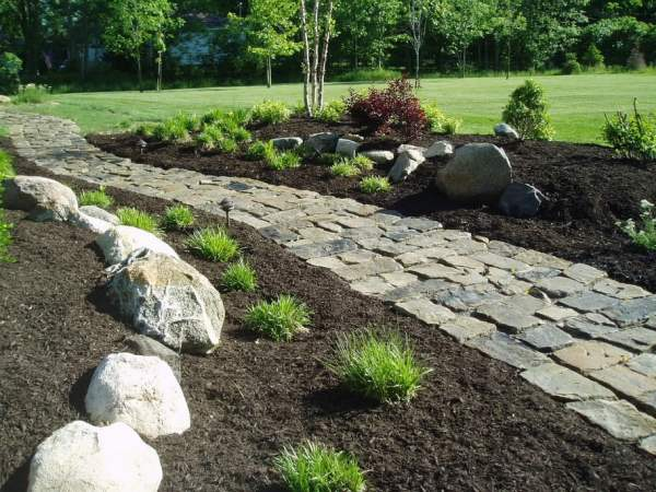ways spend landscaping