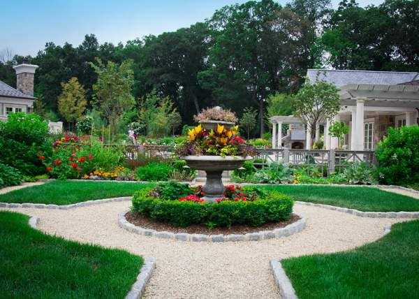landscape architect nj design