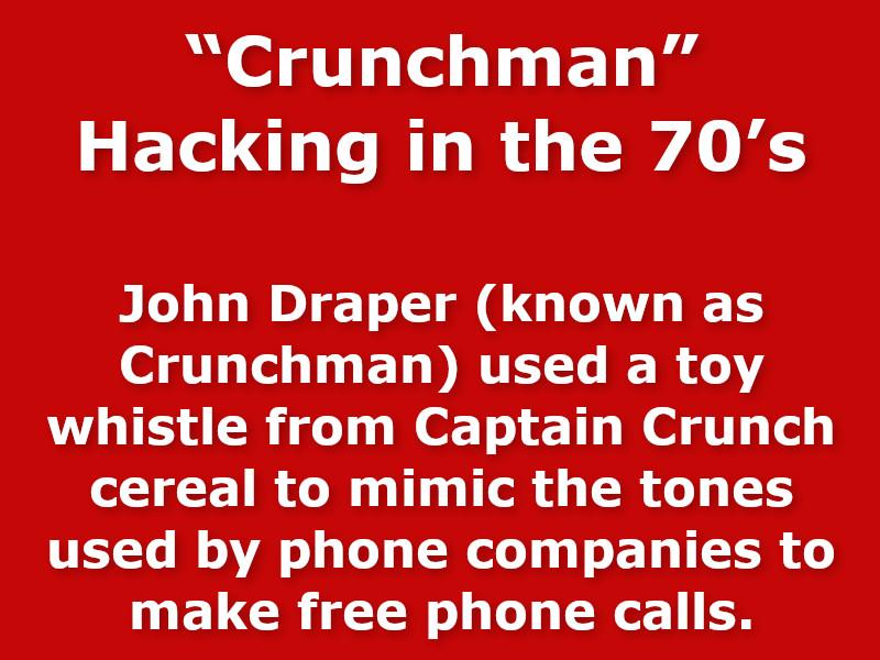 Crunchman