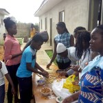 Entrepreneurship class (Barbecues/Pastries)