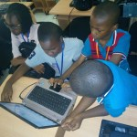 Boys are not left out in ICT