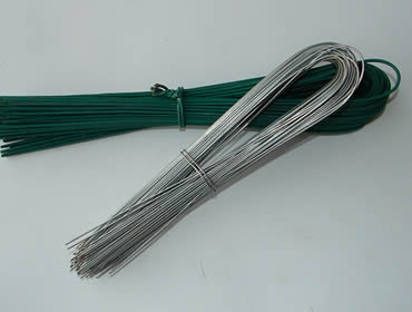 u shaped binding wires