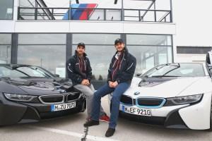 BMW i8 Boris Herrmann