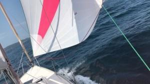 Dufour 350 Cruising Downwind Gennaker