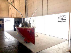 BLU26 Yacht Foiler