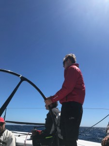 Palmavela Regatta RCNP Sailracing steering helming
