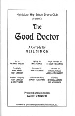 Good Doctor Program p3